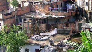 Wohnen in der Favela