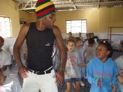 Tanz und Trommelunterricht